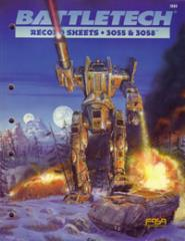 Record Sheets 3055 & 3058