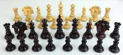 St. Petersburg Luxury Artisan Series Chess Set