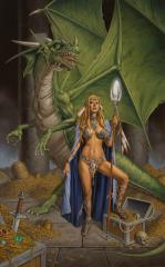 Dragon's Mistress (Unmatted)