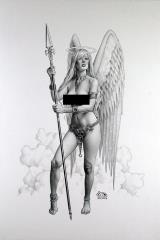Guardian Angel (Unmatted)