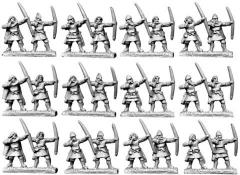 Horse Tribe Foot Archers