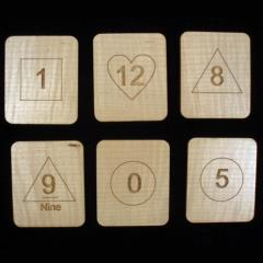 Wizard Cards - Math Magic