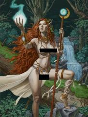 Zeldriia's Magic (Unmatted)
