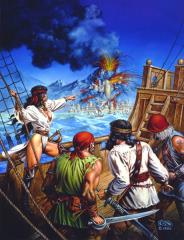 Pirates (Unmatted)
