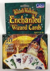 Wizard's Workshop - Enchanted Wizard Cards