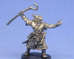 Ezren - Iconic Human Wizard - Pathfinder Mini - Noble Knight
