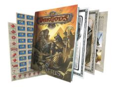 WarGods of Aegyptus (2nd Edition)