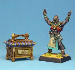 Priest of Aten w/Reliquary Ark
