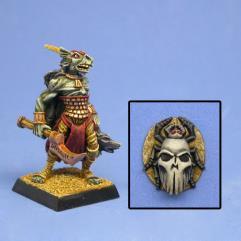 Khemru Crypt Lord w/Giant Scarab