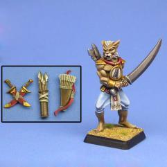 Hero w/Auxiliary Weapon Sprue