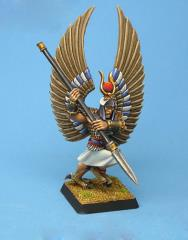 Asar Harbinger of Horus w/Aspect of the Avenger