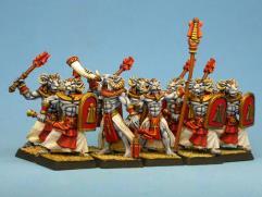 Warrior Unit