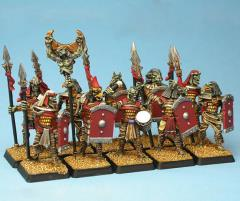 Mummy Warrior Unit