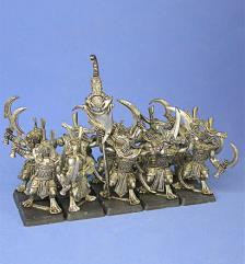 Typhon Swordsmen Unit