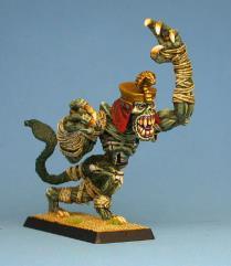 Abomination - Undead Sphynx #1