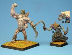 Torturer & Flesh Hulk