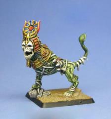 Abomination - Undead Sphynx #2