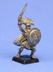 Alkaeus - Spartan Hero