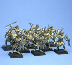 Spartan Peltast Unit