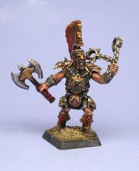Demigod of Hades