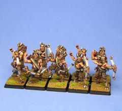 Satyr Archer Unit