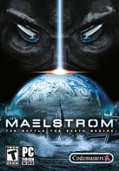 Maelstrom - The Battle for Earth Begins