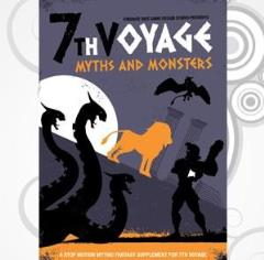 7th Voyage - Myths and Monsters