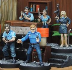 Danger 5 Starter Set (2nd Printing)