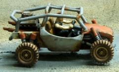 Buggy #1 - Rear Engine