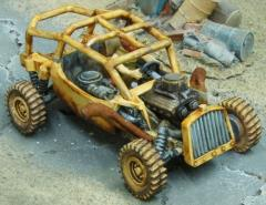 Buggy #3 - Open Front