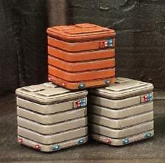 Cargo Crates D