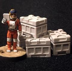 Cargo Crates A