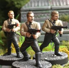 Human Nazi Soldiers