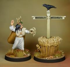Lady Winterly & Signpost