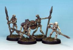 Skeleton Spears (4)
