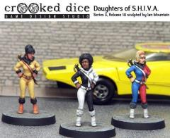 Daughters of S.H.I.V.A. #1