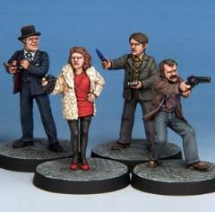 Detectives & Lowlifes