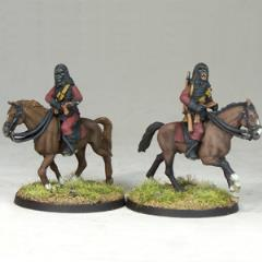 Mounted Simians