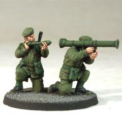 Army Support Team - Bazooka