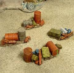 Junk Piles G
