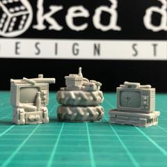Apocalyptic Objective Tokens #2