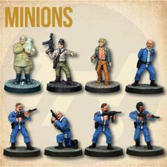 Minions Starter Cast (1st Printing)