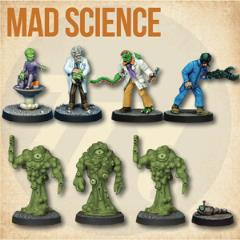 Mad Science Starter Cast (1st Printing)