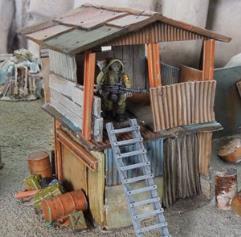Shanty Building E