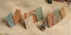Sheet Metal Barricades