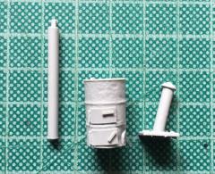 Shanty Accessory Kit