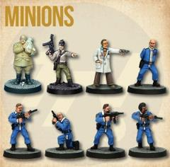 Future Freedom Fighters Starter Set
