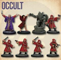 Occult Starter Cast (2nd Printing)