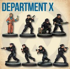 Department X Starter Set