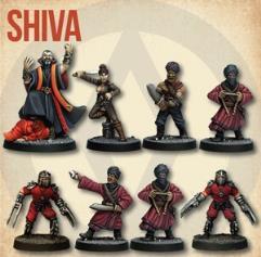 S.H.I.V.A. Starter Cast